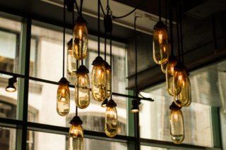 black friday 18 lampade