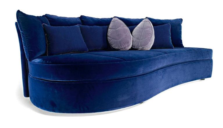 hortensa sofa curvy