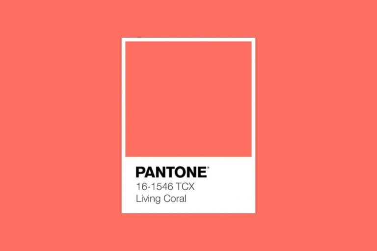pantone 2019 livin coral