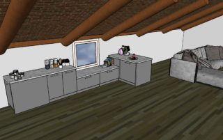 ampliare cucina 1