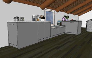 ampliare cucina 2